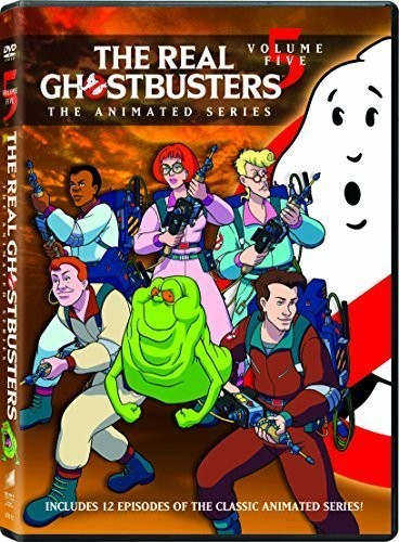 The Real Ghostbusters: Volume 5
