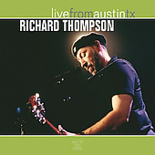 Richard Thompson - Live From Austin Tx [Digipak]