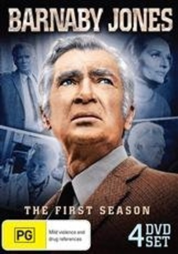 Barnaby Jones: Season 1 [Import]