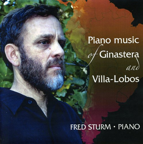 Piano Music of Ginastera & Villa-Lobos