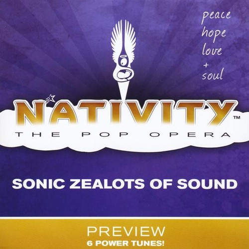 Nativity the Pop Opera Preview