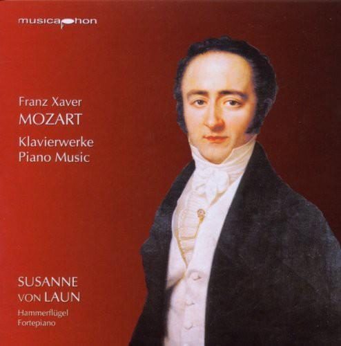 Susanne Von Laun - Mozart: Piano Music, Vol. 1