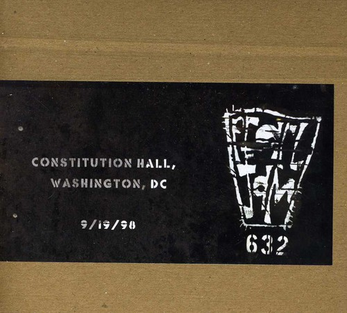 Pearl Jam - Official Bootleg: Constitution