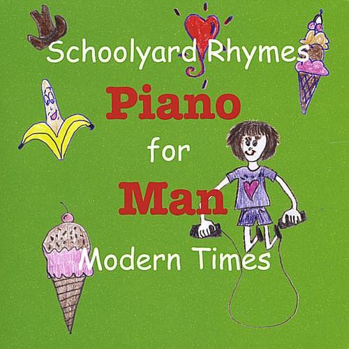Schoolyard Rhymes for Modern Times