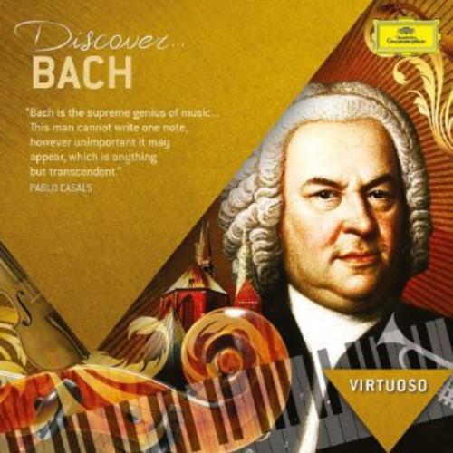 Virtuoso: Discover Bach /  Various