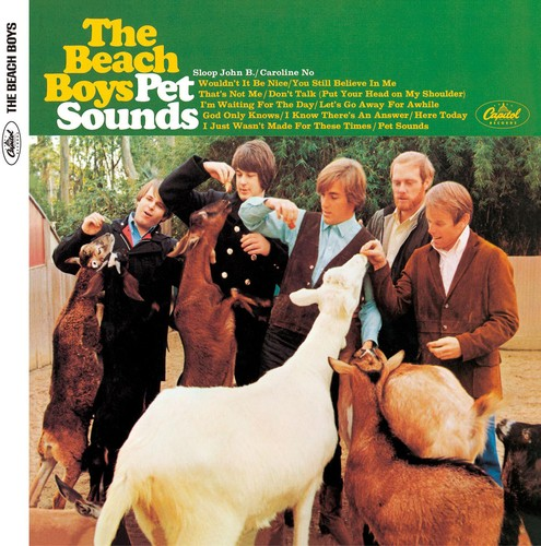 The Beach Boys - Pet Sounds (Stereo & Mono)