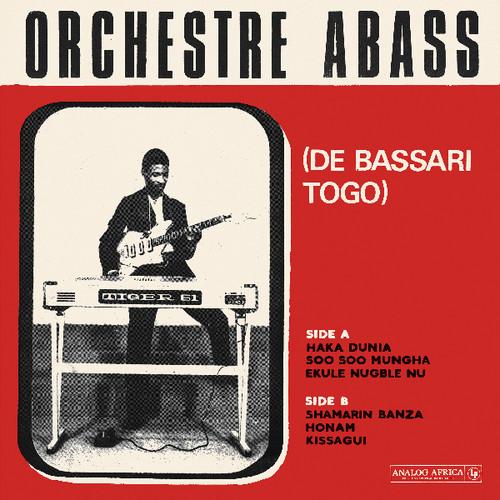 Orchestre Abass (de Bassari Togo)