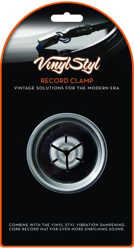 - Vinyl StylT Record Clamp