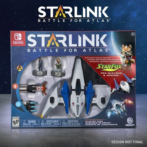 - Starlink: Battle For Atlas