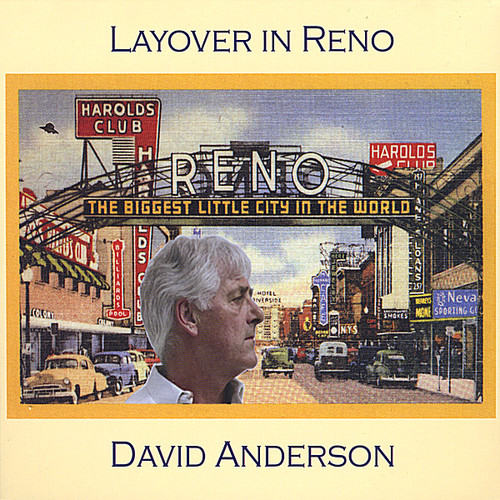 Layover in Reno