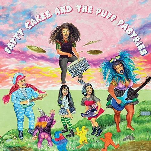 Fatty Cakes & The Puff Pastries - Fatty Cakes & The Puff Pastries (Uk)