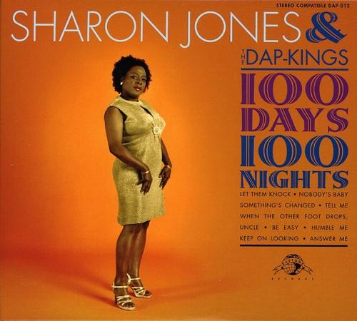Sharon Jones & The Dap-Kings - 100 Days 100 Nights