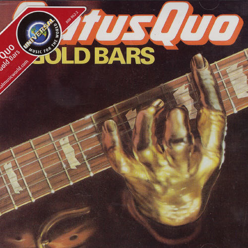 Status Quo - 12 Gold Bars [Import]