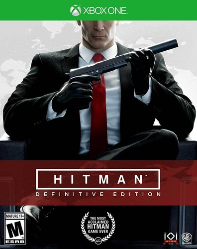 Xb1 Hitman: Difinitve Edition - Hitman: Difinitve Edition