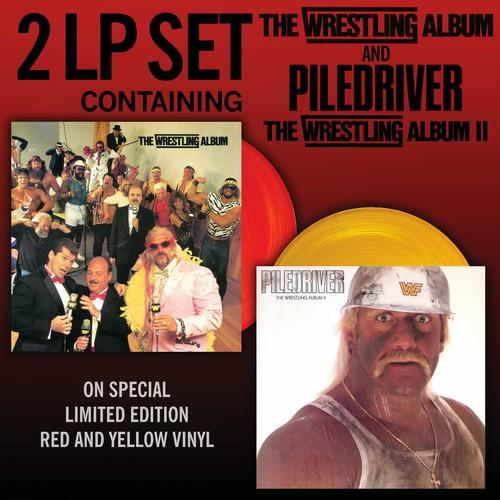 Wrestling Album / Piledriver 30th Anniv Ed / Var - Wrestling Album / Piledriver 30th Anniv Ed / Var