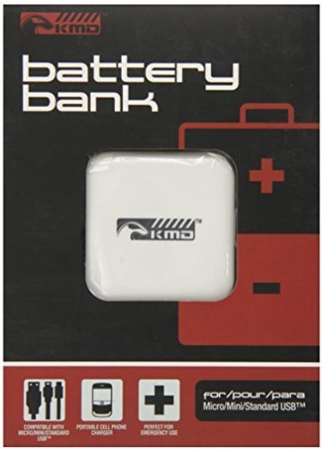 - KMD Universal Emergency Battery Bank