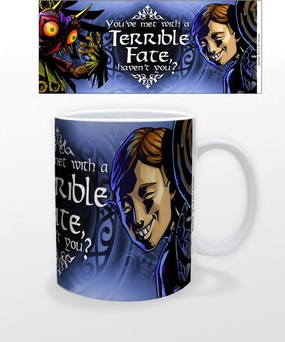 Zelda Terrible Fate 11 Oz Mug - Zelda Terrible Fate 11 oz mug