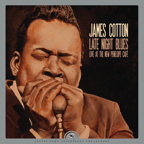 James Cotton - Late Night Blues [RSD 2019]