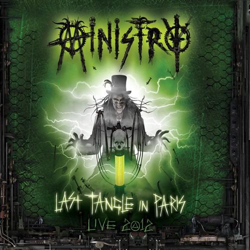 Last Tangle in Paris /  Live 2012 Defibrila Tour