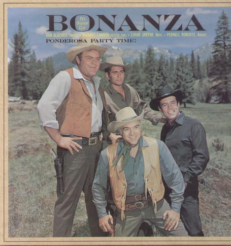 Bonanza: Ponderosa Party Time
