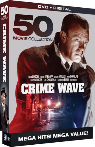 Crime Wave: 50 Movie MegaPack