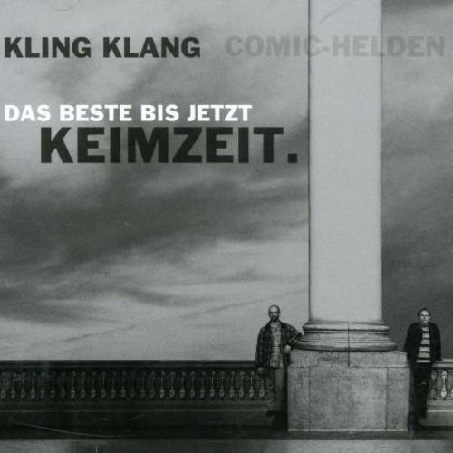 Kling Klang, Comic-Helden [Import]