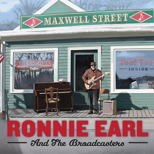 Ronnie Earl - Maxwell Street