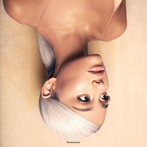 Ariana Grande - Sweetener (Bonus Tracks) (Jpn)
