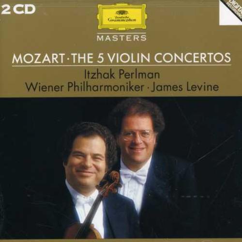 Itzhak Perlman-5 Violin Concertos