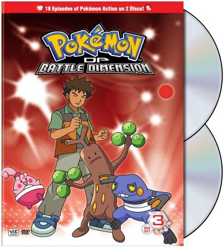 Pokémon: Diamond and Pearl: Battle Dimension, Box 3