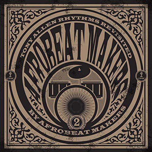Afrobeat Makers-Tony Allen Rhythms 2