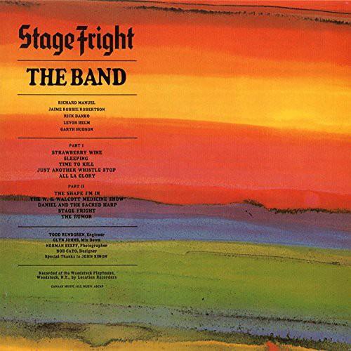 The Band - Stafe Fright (Jpn) (Jmlp) (Shm)