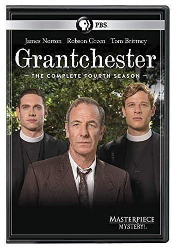 - Masterpiece Mystery: Grantchester - Season 4 (2pc)