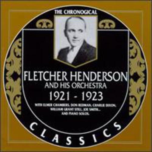 Fletcher Henderson & His Orchestra 1921-23
