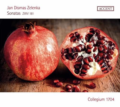 Jan Dismas Zelenka: Sonatas, ZWV 181