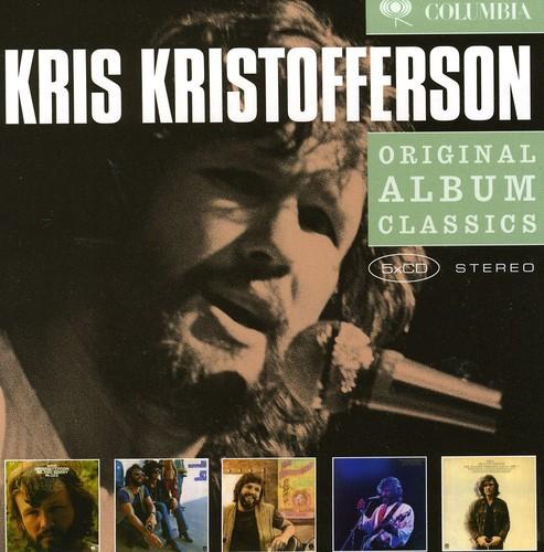 Kris Kristofferson - Original Album Classics [Import]