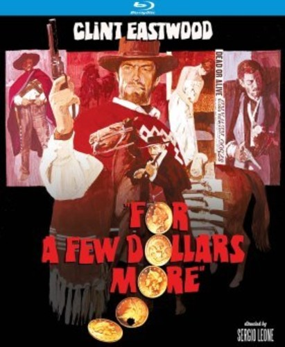 - For A Few Dollars More (1965) (2pc) / (4k Spec)