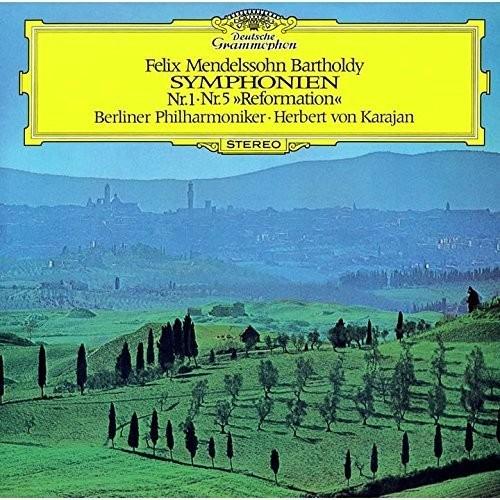 Mendelssohn: 5 Symphonies