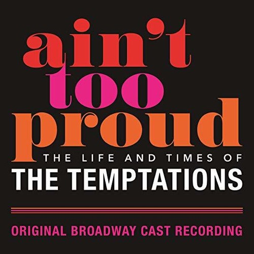 Various Artists - Ain't Too Proud: The Life And Times Of The Temptations [2 LP]