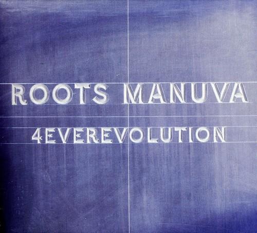Roots Manuva - 4everevolution