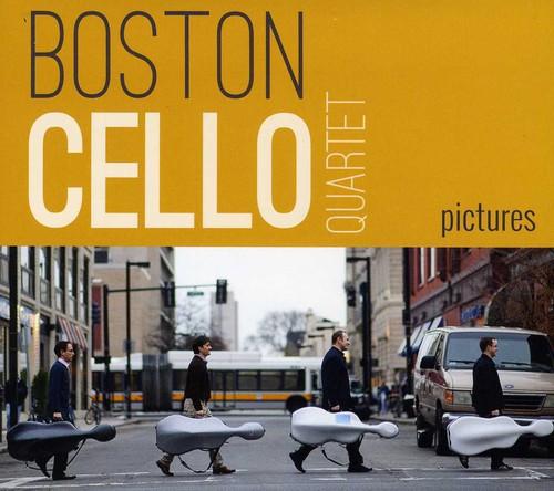 Boston Cello Quartet - Pictures
