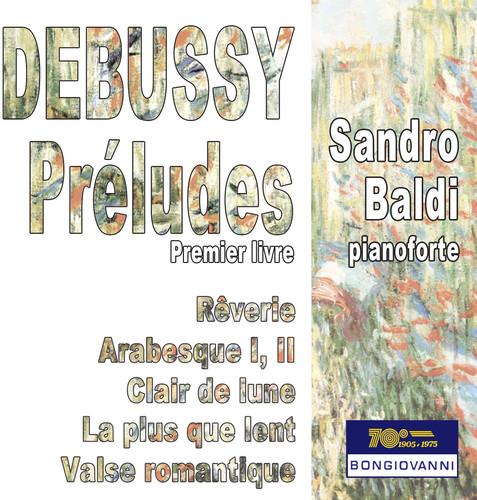 Debussy: Preludes, Book 1