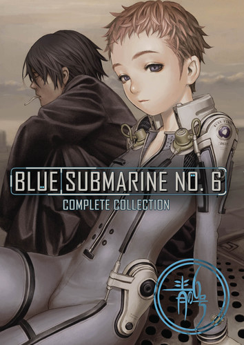 Blue Submarine No 6 Complete Collection