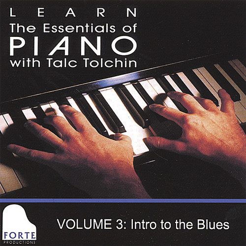 Learn the Essentials of Piano 3