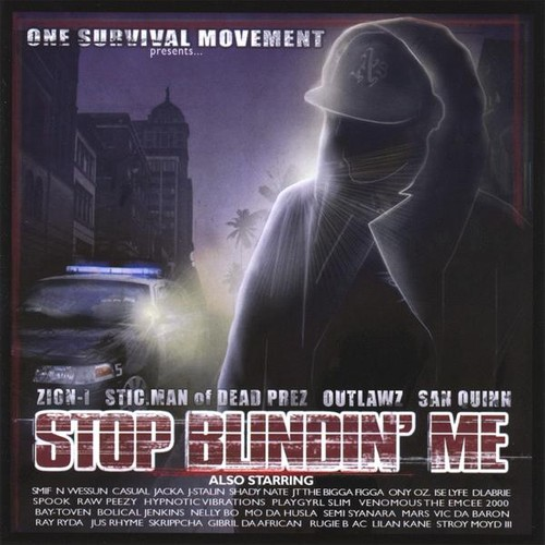 Stop Blindin' Me /  Various