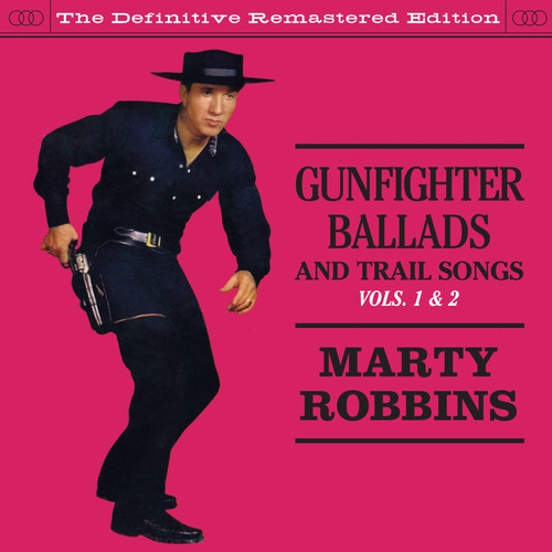 Gunfighter Ballads & Trail Songs 1 & 2 [Import]