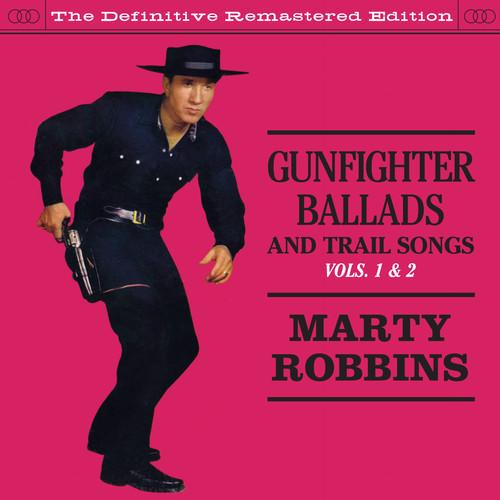 Gunfighter Ballads & Trail Songs 1 & 2 [Import]