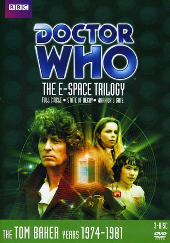 Doctor Who: The E-Space Trilogy