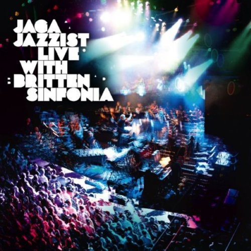 Jaga Jazzist - Live With The Britten Sinfonia
