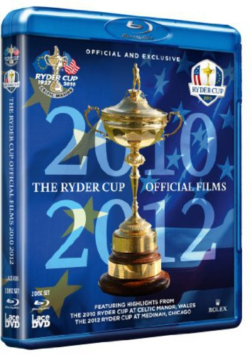Ryder Cup Official Films 2010 - 2012 [Import]